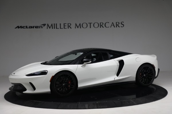 New 2021 McLaren GT Luxe for sale $217,205 at Rolls-Royce Motor Cars Greenwich in Greenwich CT 06830 2