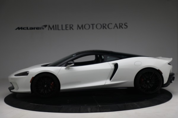New 2021 McLaren GT Luxe for sale $217,205 at Rolls-Royce Motor Cars Greenwich in Greenwich CT 06830 3