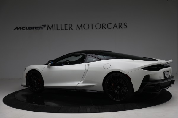 New 2021 McLaren GT Luxe for sale $217,205 at Rolls-Royce Motor Cars Greenwich in Greenwich CT 06830 4