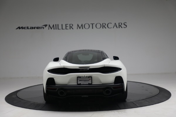 New 2021 McLaren GT Luxe for sale $217,205 at Rolls-Royce Motor Cars Greenwich in Greenwich CT 06830 6
