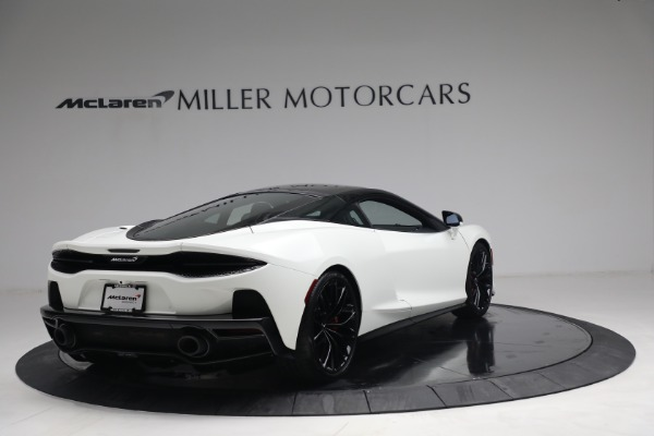 New 2021 McLaren GT Luxe for sale $217,205 at Rolls-Royce Motor Cars Greenwich in Greenwich CT 06830 7