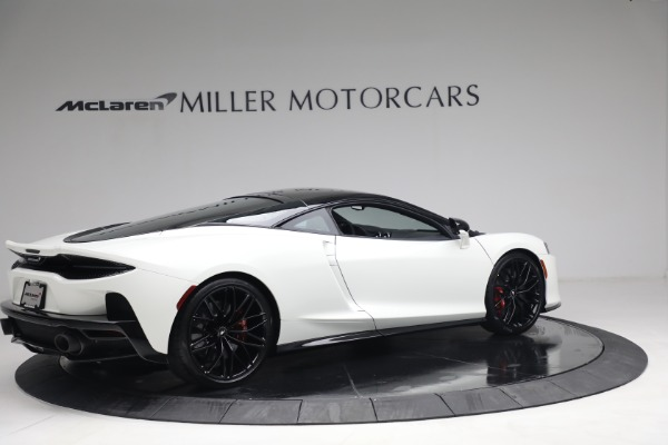 New 2021 McLaren GT Luxe for sale $217,205 at Rolls-Royce Motor Cars Greenwich in Greenwich CT 06830 8