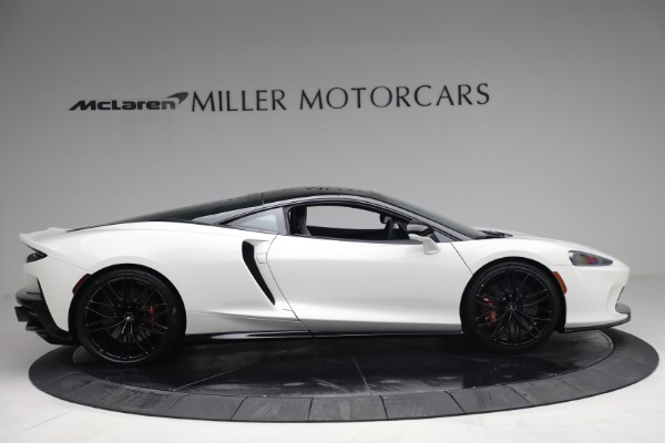 New 2021 McLaren GT Luxe for sale $217,205 at Rolls-Royce Motor Cars Greenwich in Greenwich CT 06830 9