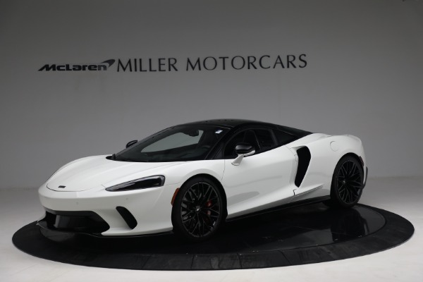 New 2021 McLaren GT Luxe for sale $217,205 at Rolls-Royce Motor Cars Greenwich in Greenwich CT 06830 1