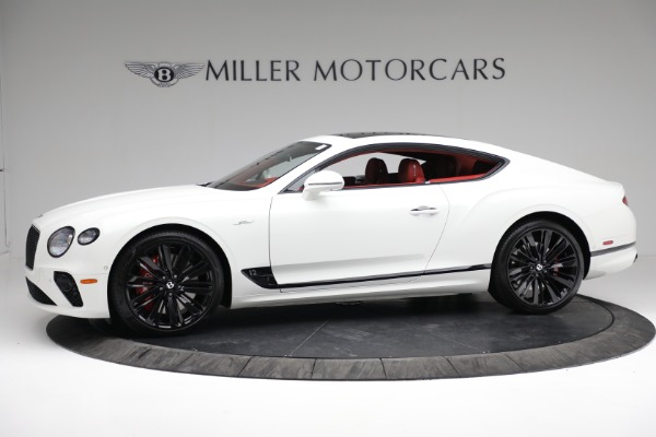 New 2022 Bentley Continental GT Speed for sale Call for price at Rolls-Royce Motor Cars Greenwich in Greenwich CT 06830 3