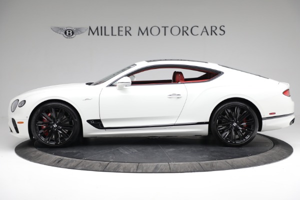 New 2022 Bentley Continental GT Speed for sale Call for price at Rolls-Royce Motor Cars Greenwich in Greenwich CT 06830 4