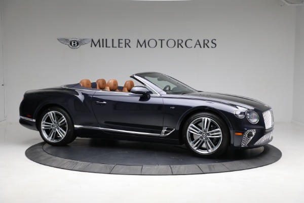 New 2021 Bentley Continental GT V8 for sale Call for price at Rolls-Royce Motor Cars Greenwich in Greenwich CT 06830 10