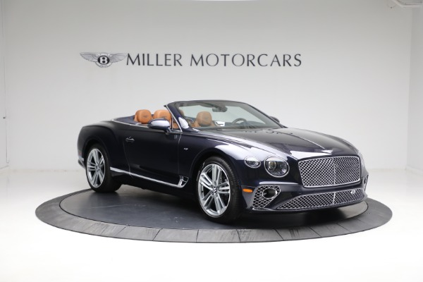 New 2021 Bentley Continental GT V8 for sale Call for price at Rolls-Royce Motor Cars Greenwich in Greenwich CT 06830 11