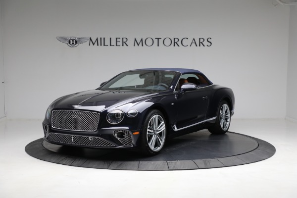 New 2021 Bentley Continental GT V8 for sale Call for price at Rolls-Royce Motor Cars Greenwich in Greenwich CT 06830 14