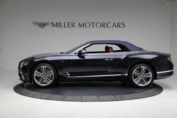 New 2021 Bentley Continental GT V8 for sale Call for price at Rolls-Royce Motor Cars Greenwich in Greenwich CT 06830 15