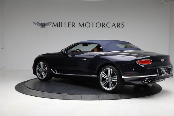 New 2021 Bentley Continental GT V8 for sale Call for price at Rolls-Royce Motor Cars Greenwich in Greenwich CT 06830 16