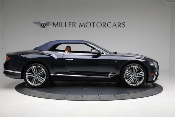 New 2021 Bentley Continental GT V8 for sale Call for price at Rolls-Royce Motor Cars Greenwich in Greenwich CT 06830 19