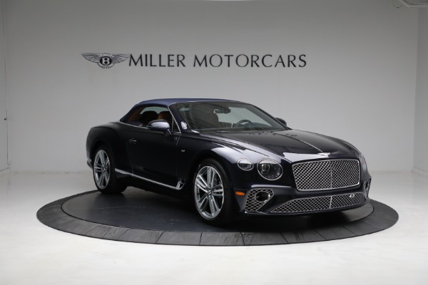 New 2021 Bentley Continental GT V8 for sale Call for price at Rolls-Royce Motor Cars Greenwich in Greenwich CT 06830 20