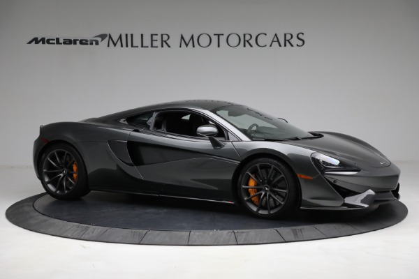 Used 2020 McLaren 570S for sale Call for price at Rolls-Royce Motor Cars Greenwich in Greenwich CT 06830 10