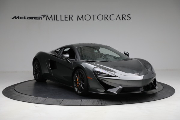 Used 2020 McLaren 570S for sale Call for price at Rolls-Royce Motor Cars Greenwich in Greenwich CT 06830 11