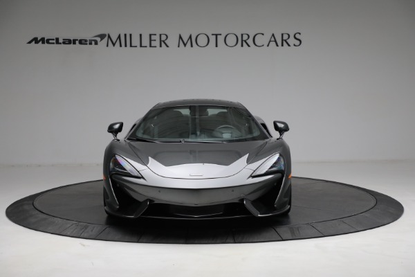 Used 2020 McLaren 570S for sale Call for price at Rolls-Royce Motor Cars Greenwich in Greenwich CT 06830 12