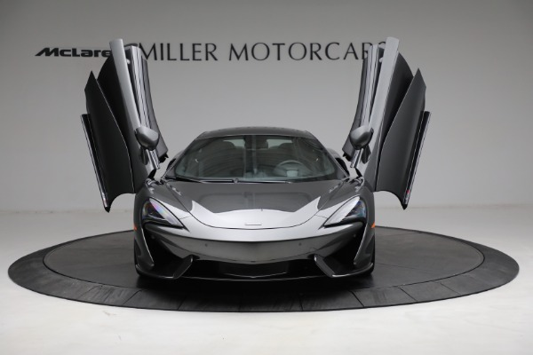 Used 2020 McLaren 570S for sale Call for price at Rolls-Royce Motor Cars Greenwich in Greenwich CT 06830 13