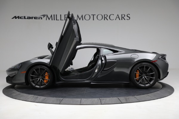 Used 2020 McLaren 570S for sale Call for price at Rolls-Royce Motor Cars Greenwich in Greenwich CT 06830 14