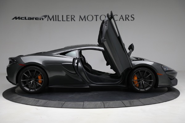 Used 2020 McLaren 570S for sale Call for price at Rolls-Royce Motor Cars Greenwich in Greenwich CT 06830 18