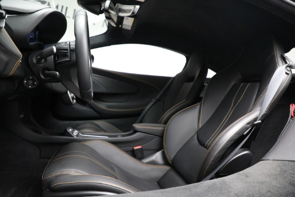 Used 2020 McLaren 570S for sale Call for price at Rolls-Royce Motor Cars Greenwich in Greenwich CT 06830 19