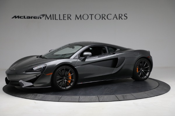 Used 2020 McLaren 570S for sale Call for price at Rolls-Royce Motor Cars Greenwich in Greenwich CT 06830 2