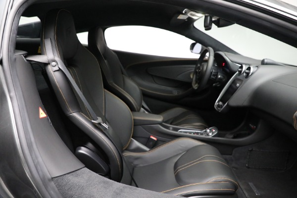 Used 2020 McLaren 570S for sale Call for price at Rolls-Royce Motor Cars Greenwich in Greenwich CT 06830 24