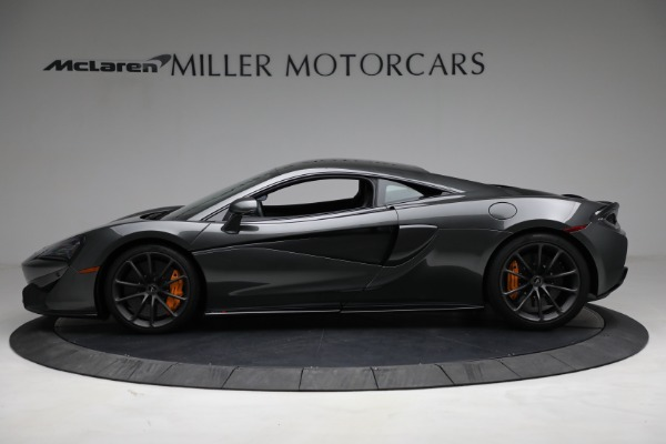Used 2020 McLaren 570S for sale Call for price at Rolls-Royce Motor Cars Greenwich in Greenwich CT 06830 3