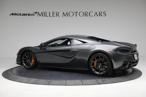 Used 2020 McLaren 570S for sale Call for price at Rolls-Royce Motor Cars Greenwich in Greenwich CT 06830 4