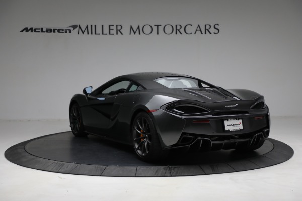 Used 2020 McLaren 570S for sale Call for price at Rolls-Royce Motor Cars Greenwich in Greenwich CT 06830 5