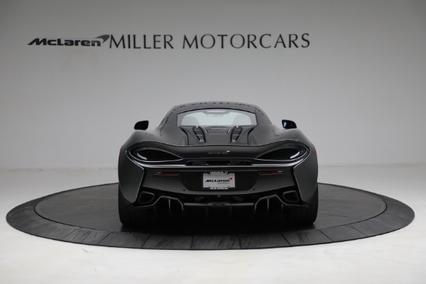Used 2020 McLaren 570S for sale Call for price at Rolls-Royce Motor Cars Greenwich in Greenwich CT 06830 6