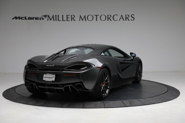 Used 2020 McLaren 570S for sale Call for price at Rolls-Royce Motor Cars Greenwich in Greenwich CT 06830 7