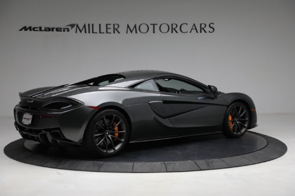 Used 2020 McLaren 570S for sale Call for price at Rolls-Royce Motor Cars Greenwich in Greenwich CT 06830 8
