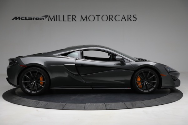 Used 2020 McLaren 570S for sale Call for price at Rolls-Royce Motor Cars Greenwich in Greenwich CT 06830 9