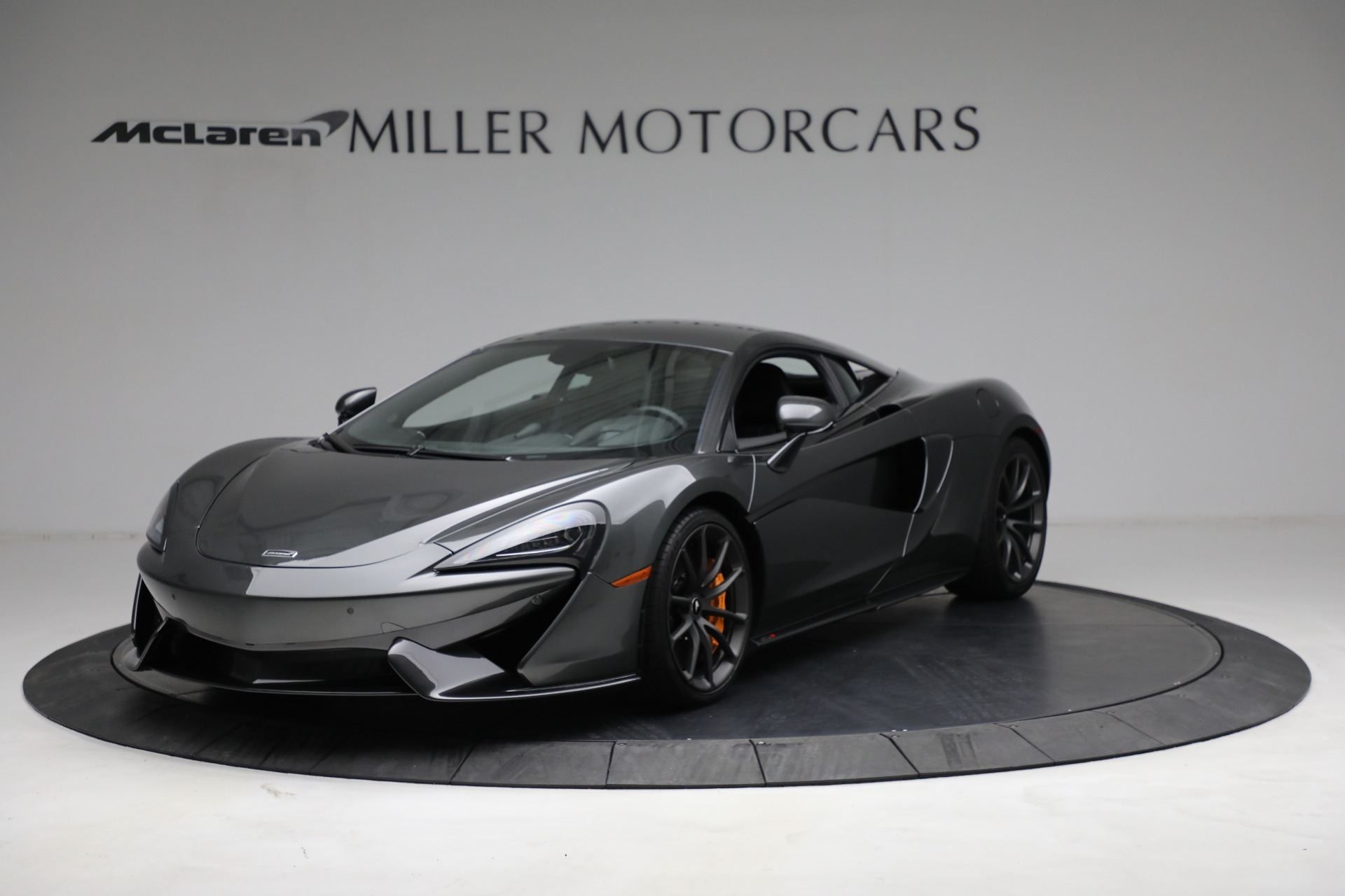 Used 2020 McLaren 570S for sale Call for price at Rolls-Royce Motor Cars Greenwich in Greenwich CT 06830 1