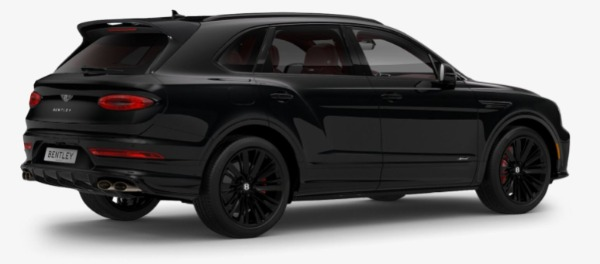 New 2021 Bentley Bentayga Speed for sale Call for price at Rolls-Royce Motor Cars Greenwich in Greenwich CT 06830 3
