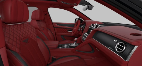 New 2021 Bentley Bentayga Speed for sale Call for price at Rolls-Royce Motor Cars Greenwich in Greenwich CT 06830 7