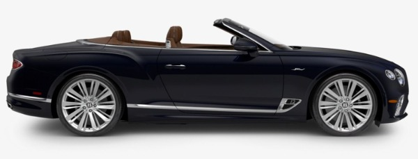 New 2022 Bentley Continental GT Speed for sale Call for price at Rolls-Royce Motor Cars Greenwich in Greenwich CT 06830 2
