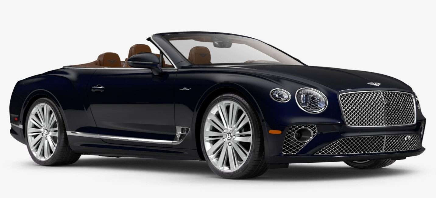 New 2022 Bentley Continental GT Speed for sale Call for price at Rolls-Royce Motor Cars Greenwich in Greenwich CT 06830 1