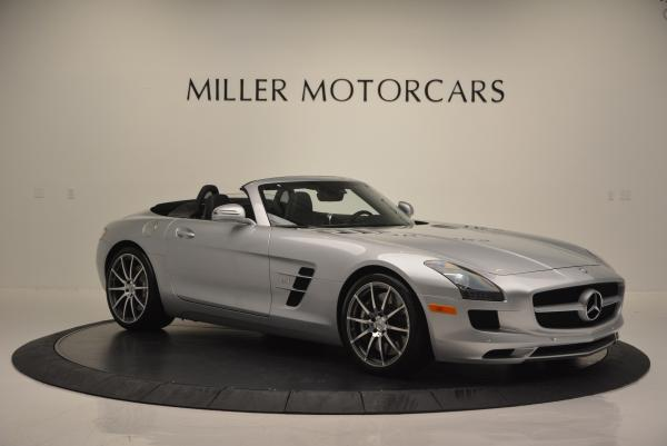 Used 2012 Mercedes Benz SLS AMG for sale Sold at Rolls-Royce Motor Cars Greenwich in Greenwich CT 06830 10