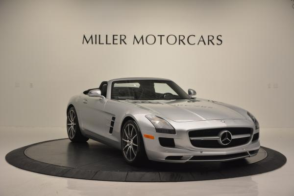 Used 2012 Mercedes Benz SLS AMG for sale Sold at Rolls-Royce Motor Cars Greenwich in Greenwich CT 06830 11