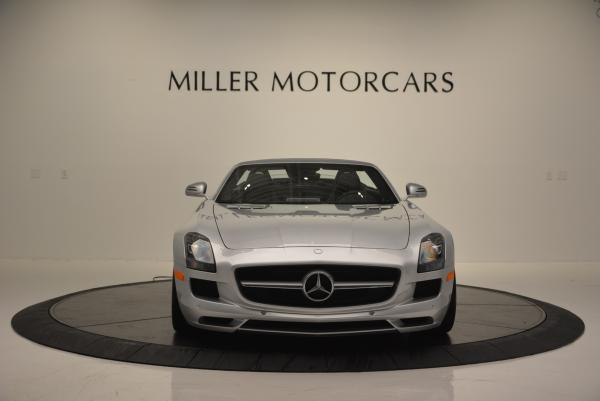 Used 2012 Mercedes Benz SLS AMG for sale Sold at Rolls-Royce Motor Cars Greenwich in Greenwich CT 06830 12