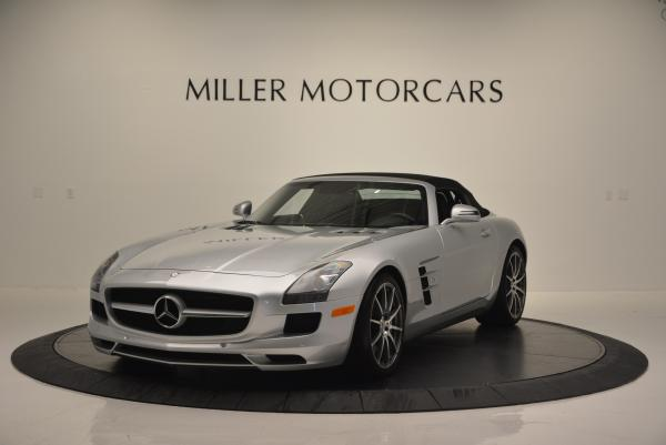 Used 2012 Mercedes Benz SLS AMG for sale Sold at Rolls-Royce Motor Cars Greenwich in Greenwich CT 06830 13