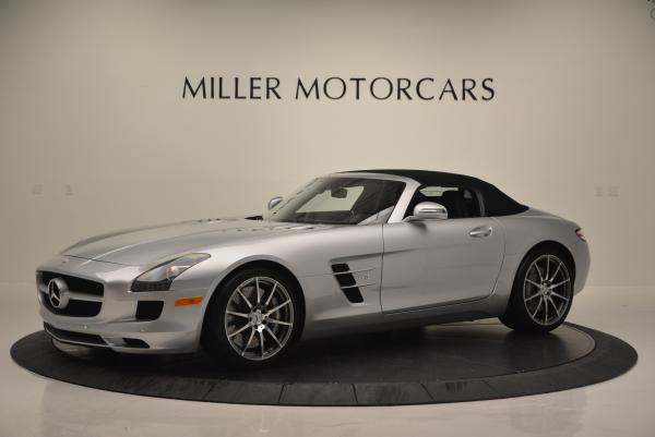 Used 2012 Mercedes Benz SLS AMG for sale Sold at Rolls-Royce Motor Cars Greenwich in Greenwich CT 06830 14
