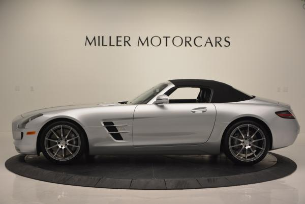 Used 2012 Mercedes Benz SLS AMG for sale Sold at Rolls-Royce Motor Cars Greenwich in Greenwich CT 06830 15