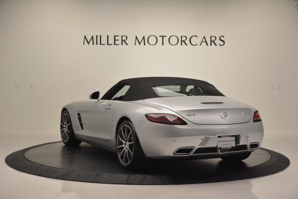 Used 2012 Mercedes Benz SLS AMG for sale Sold at Rolls-Royce Motor Cars Greenwich in Greenwich CT 06830 16