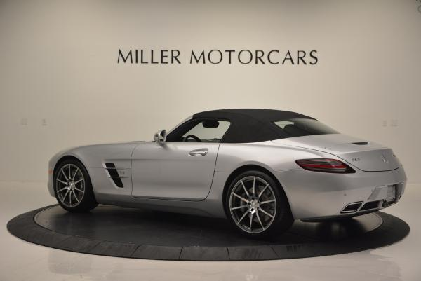 Used 2012 Mercedes Benz SLS AMG for sale Sold at Rolls-Royce Motor Cars Greenwich in Greenwich CT 06830 17