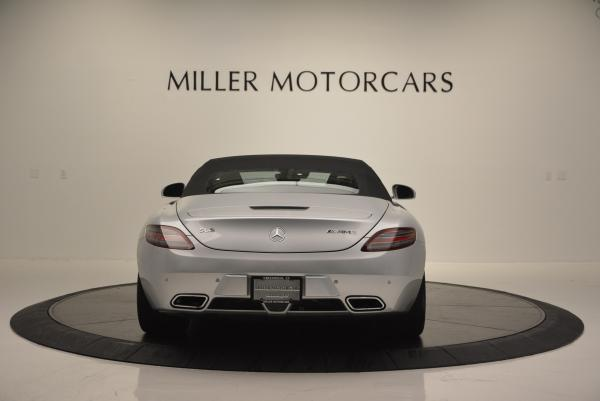 Used 2012 Mercedes Benz SLS AMG for sale Sold at Rolls-Royce Motor Cars Greenwich in Greenwich CT 06830 18