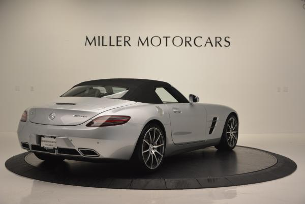 Used 2012 Mercedes Benz SLS AMG for sale Sold at Rolls-Royce Motor Cars Greenwich in Greenwich CT 06830 19