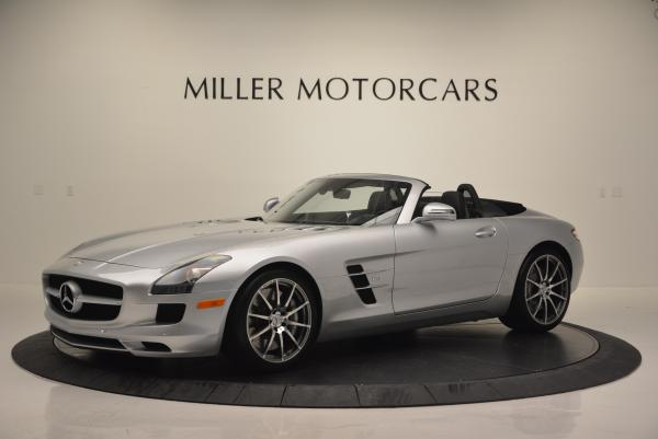 Used 2012 Mercedes Benz SLS AMG for sale Sold at Rolls-Royce Motor Cars Greenwich in Greenwich CT 06830 2