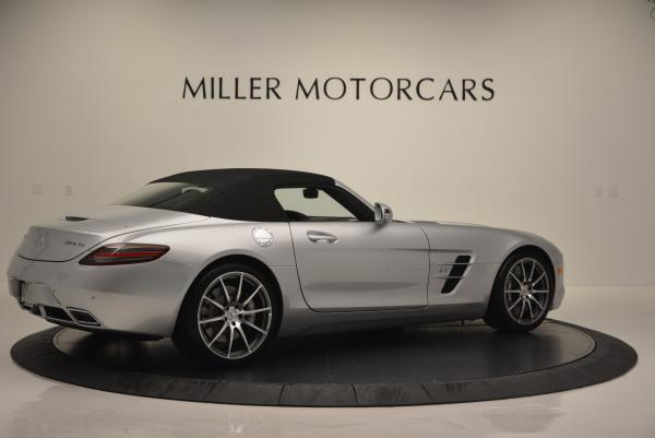 Used 2012 Mercedes Benz SLS AMG for sale Sold at Rolls-Royce Motor Cars Greenwich in Greenwich CT 06830 20